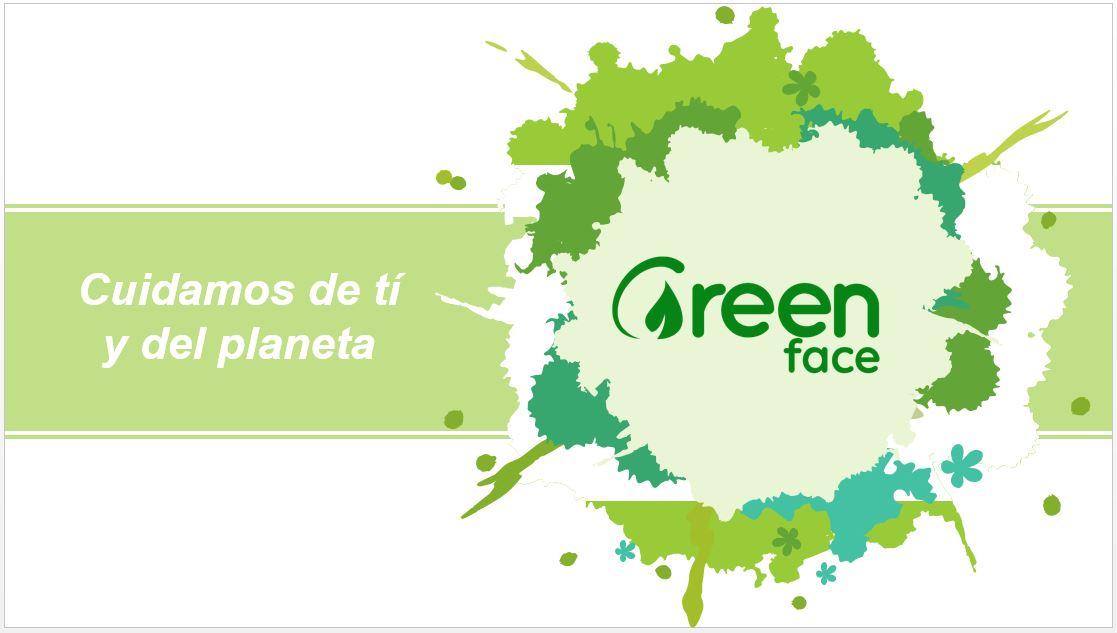 Tapabocas Biodegradable Greenface