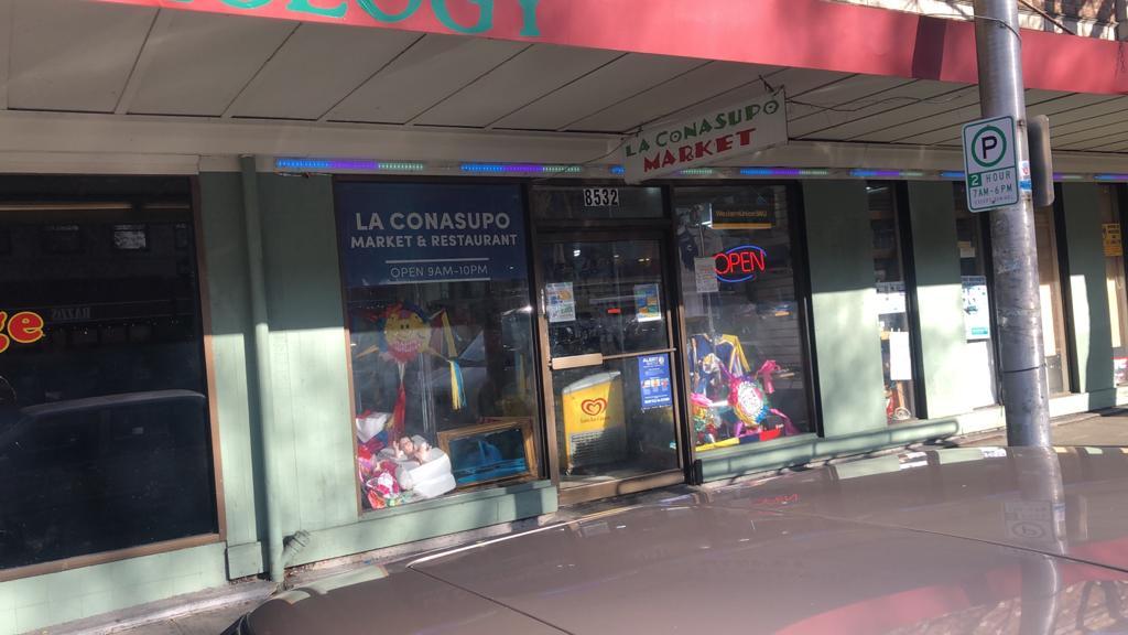 LA CONASUPO #1