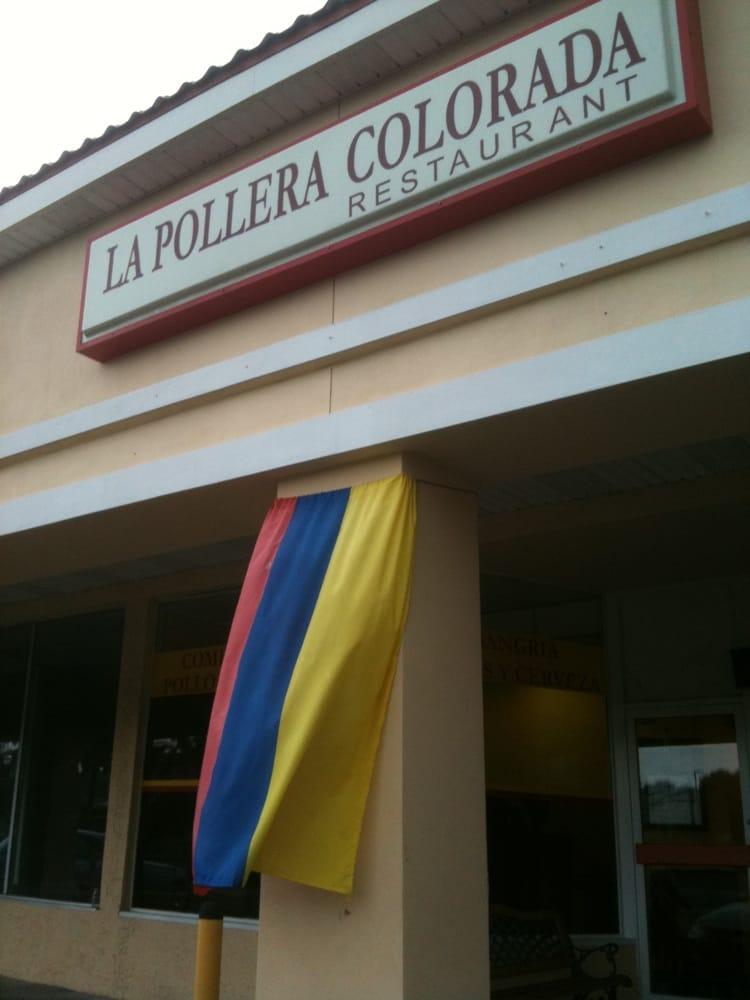 Restaurante La Pollera Colorada