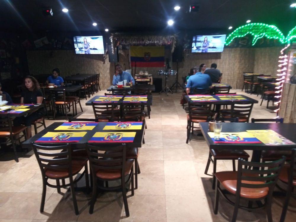 My beautiful Ecuadorian restauran